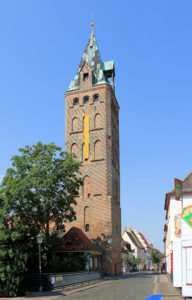 Breiter Turm Delitzsch