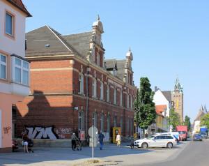Postamt Delitzsch