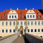 Schloss Delitzsch, Hauptflügel
