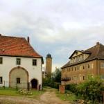 Rittergut (Burg) Denstedt, Neues Schloss