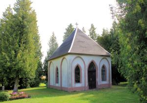 Friedhofskapelle Dittersbach