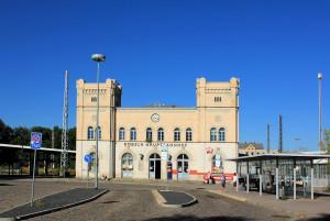 Hauptbahnhof Döbeln