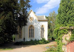 Döbeln, Kapelle auf dem Niederfriedhof