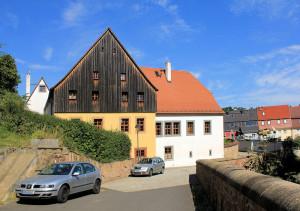 Klosterhof Döbeln, Probsteihaus