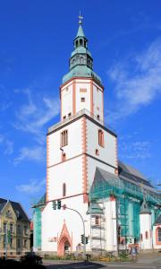 Döbeln, Ev. Nicolaikirche