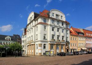 Wohn- und Geschäftshaus Obermarkt 27 Döbeln