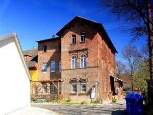 Rittergut Döbernitz, Herrenhaus, Anbau 1890