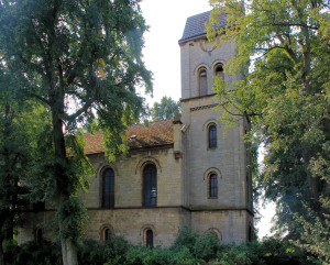 Döcklitz, Ev. Kirche St. Cyriakus
