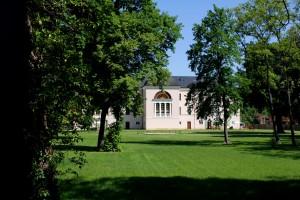Dölkau, Schloss