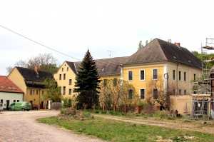 Döllnitz, Gutshof