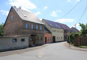 Dommitzsch, Freigut Scharfenberg