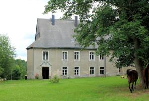 Rittergut Dorfchemnitz, Herrenhaus