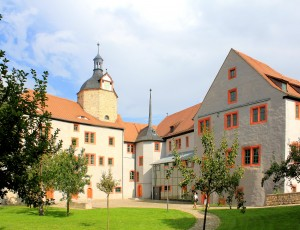 Dornburg, Altes Schloss