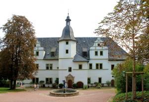 Dornburg, Renaissanceschloss