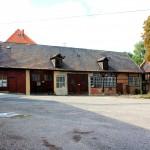 Fronveste Dornburg, Wirtschaftsgebäude