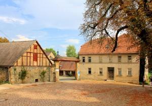 Dornburg, Fronveste