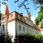 Dornreichenbach, Herrenhaus, Hofseite