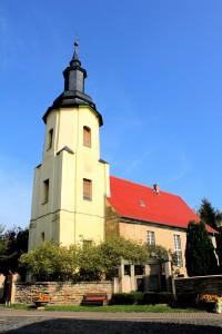 Draschwitz, Ev. Kirche