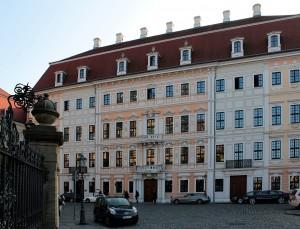 Dresden-Altstadt, Taschenbergpalais
