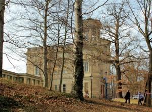 Dresden-Loschwitz, Lingnerschloss