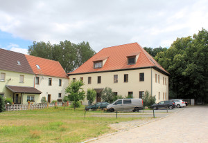 Rittergut Drögnitz, Herrenhaus