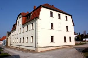 Droitzen, Gutshof
