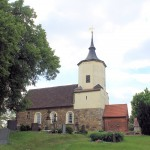 Durchwehna, Ev. Pfarrkirche