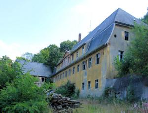 Rittergut Ebersbach, Herrenhaus