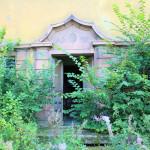 Rittergut Ebersbach, Portal am Herrenhaus