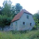 Rittergut Ebersbach, Wohnhaus
