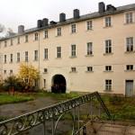 Schloss Ebersdorf, Schlosshof