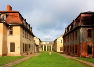 Eckardtshausen, Jagdschloss Wilhelmsthal