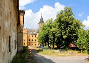 Ehrenberg, Rittergut