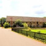 Gutshof Eicha, Wirtschaftsgebäude
