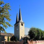 Eisdorf, Ev. Pfarrkirche