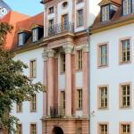 Schloss Christiansburg, Hauptportal