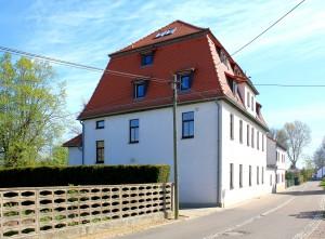 Elstertrebnitz, Rittergut Untern Teils