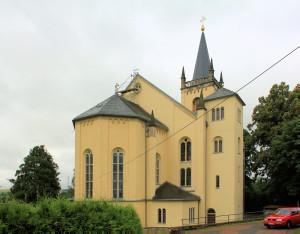 Eppendorf, Ev. Pfarrkirche