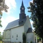 Eschefeld. Ev. Pfarrkirche