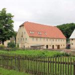 Falkenau (Flöha), Gutshof