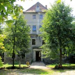 Rittergut Falkenhain, Herrenhaus