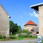 Rittergut Falkenhain, Wirtschaftshof