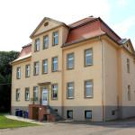 Farnstädt, Herrenhaus Oberfarnstädt (Zustand 2013)