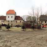 Wasserburg und Gutshof Oberfarnstädt