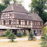 Wasserburg Oberfarnstädt, Nebengebäude
