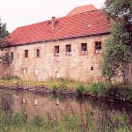 Wasserburg Oberfarnstädt, Westflügel