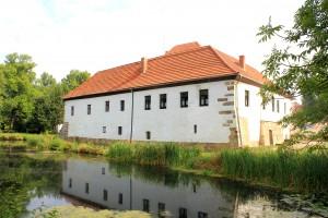 Farnstädt-Alberstedt, Wasserburg