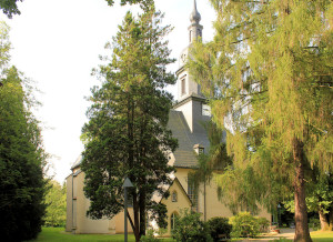 Flöha, Ev. St. Georgenkirche