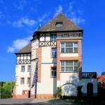Flößberg, Rittergut Obern Teils, Herrenhaus