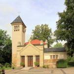 Frankenberg, Friedhofskapelle